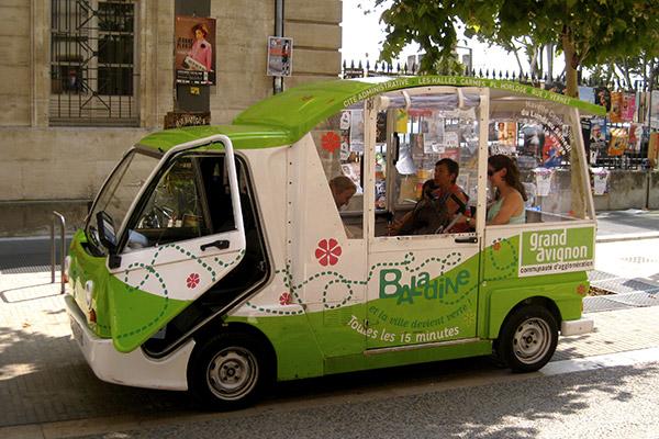 Avignon, Baladine